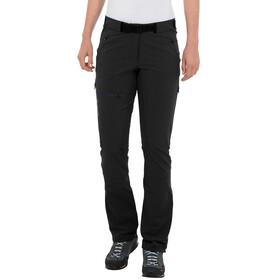 VAUDE Badile II - Pantalones de Trekking Mujer - negro